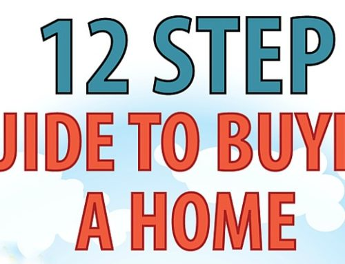 A 12-Step Guide to Buying a Home
